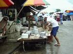Urdaneta's Market Scene - the Talipapa
